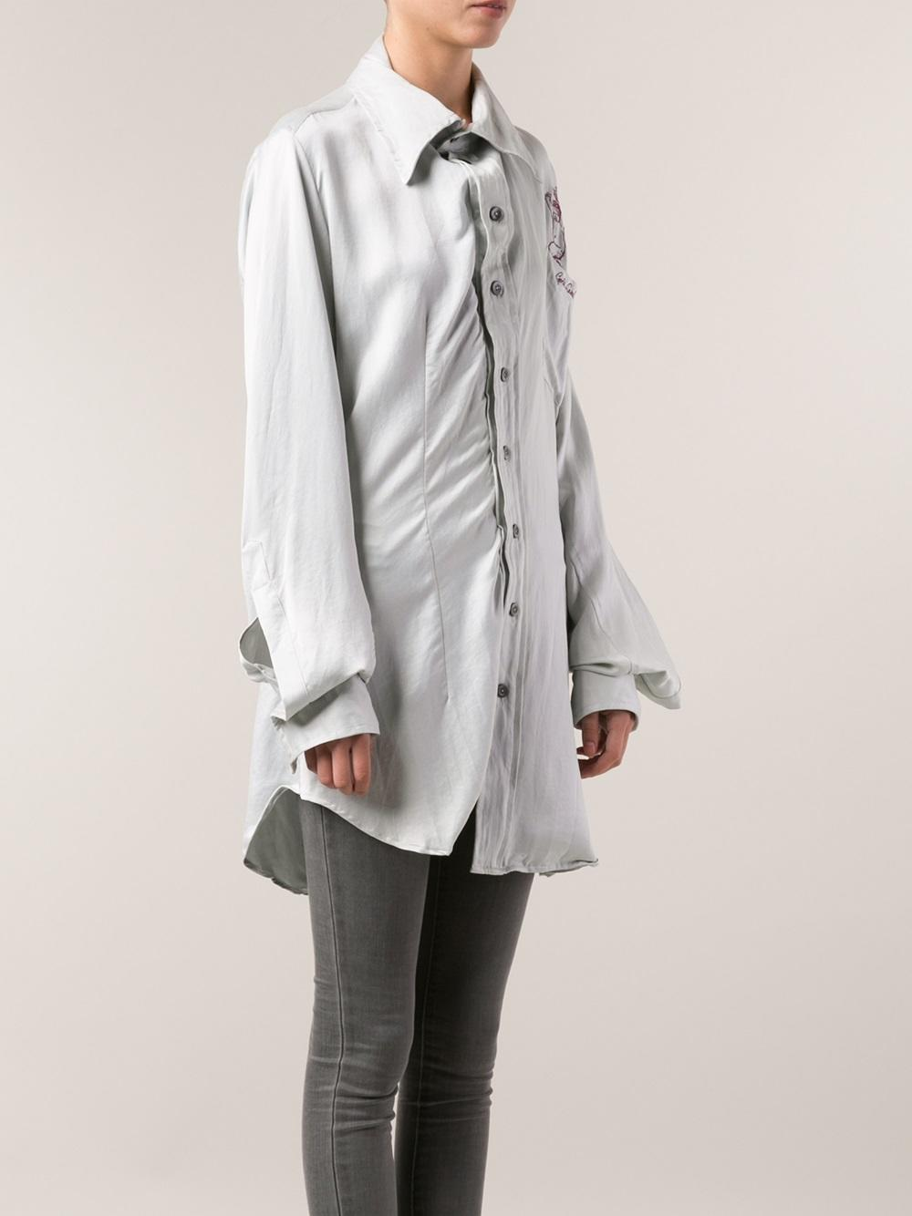 Collared Dress Shirts For Women